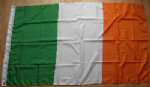 Ireland Large Country Flag - 3' x 2'.